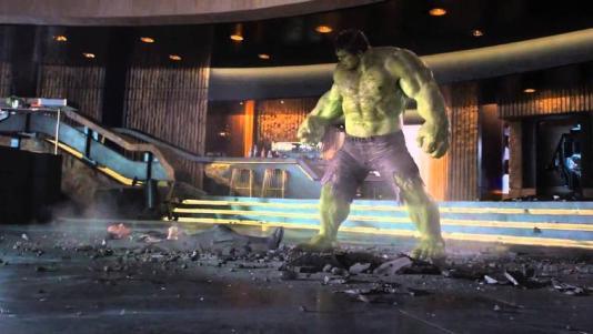 hulk strength training