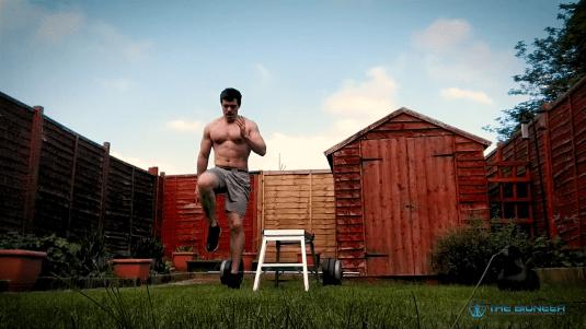 Tendon strength training
