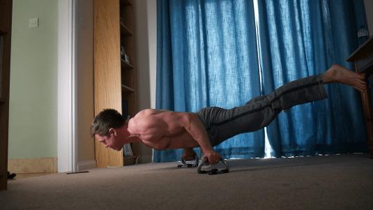 Home bodyweight training