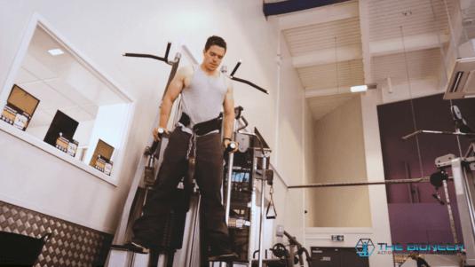 Compound movements batman workout