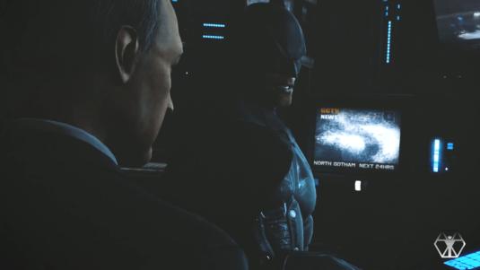 Batman mental training