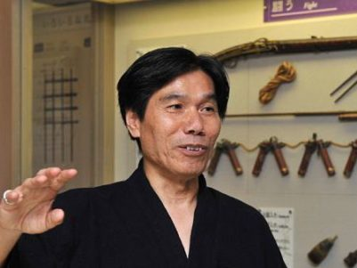 Jinichi Kawakami - last real ninja