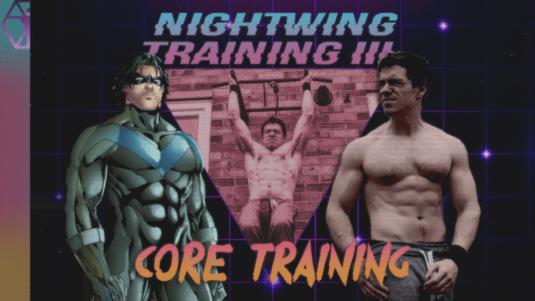 Nighting core workout