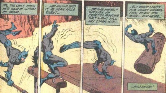Batman mobility