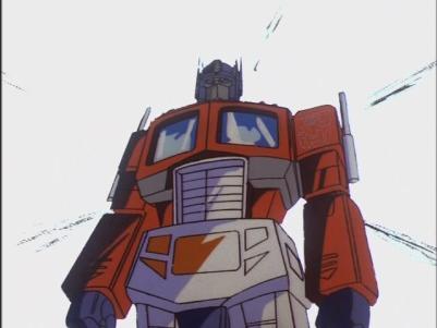 Optimus Prime alpha male traits