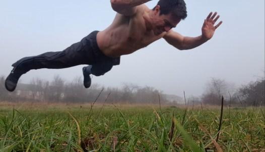 Spartan mental toughness