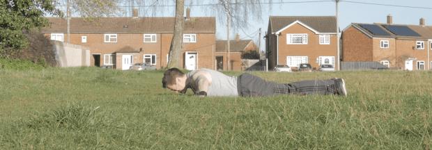 Bodyweight overcoming isometric