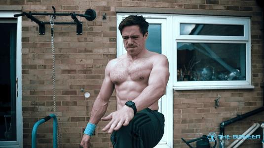 End range strength training