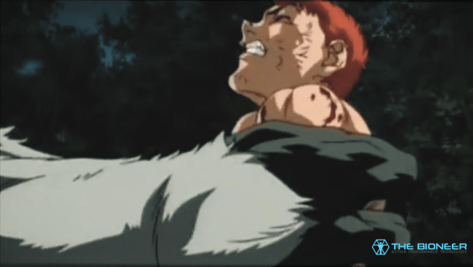 Yasha Crag Ape vs Baki