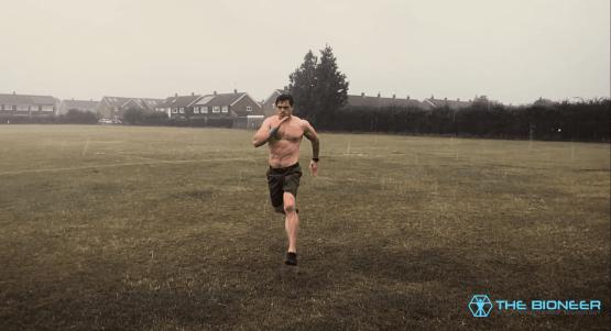 Saitama Running Training