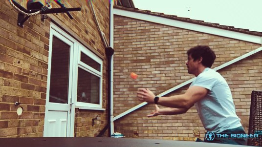 Training Ambidexterity with Reaction Ball