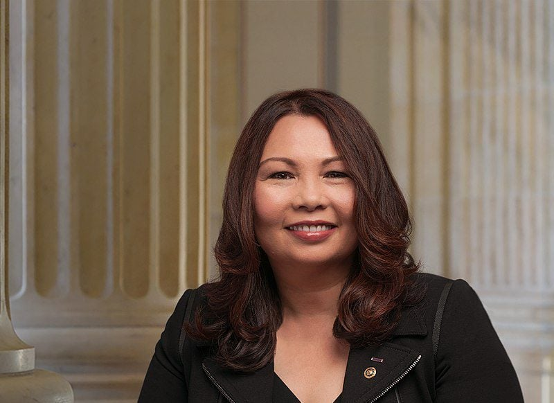 A Trailblazer of a Mother, Duckworth Wants To Extend Help to Other Moms