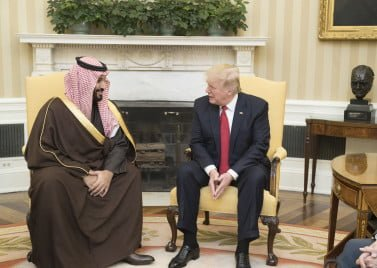 Bipartisan Resolution Seeks to Put Heat on Saudi Abuses