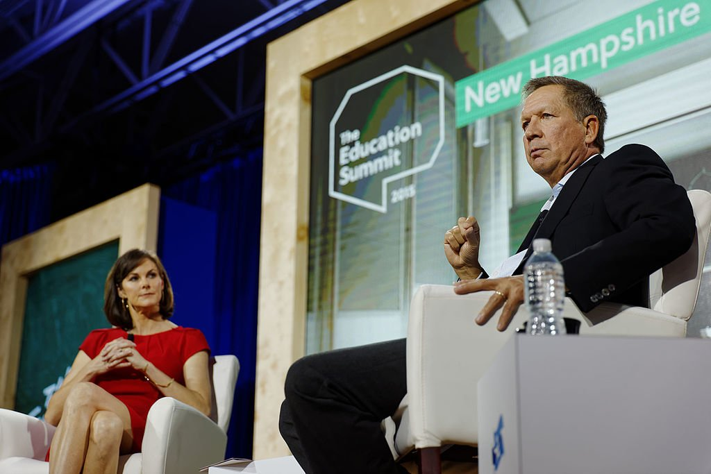 Kasich Blasts Trump for Pulling Out of Iran Nuclear Deal, TPP Just 'Because It Was Obama's'