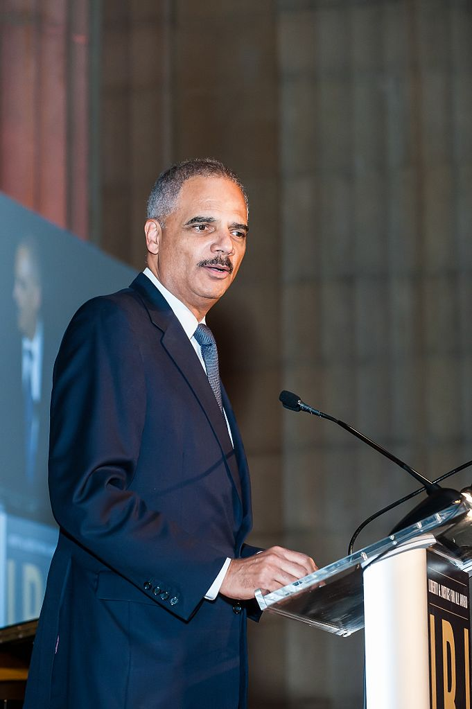Calling It a 'Defect in Our Democracy,' Ex-AG Holder Says The Electoral College Must Go