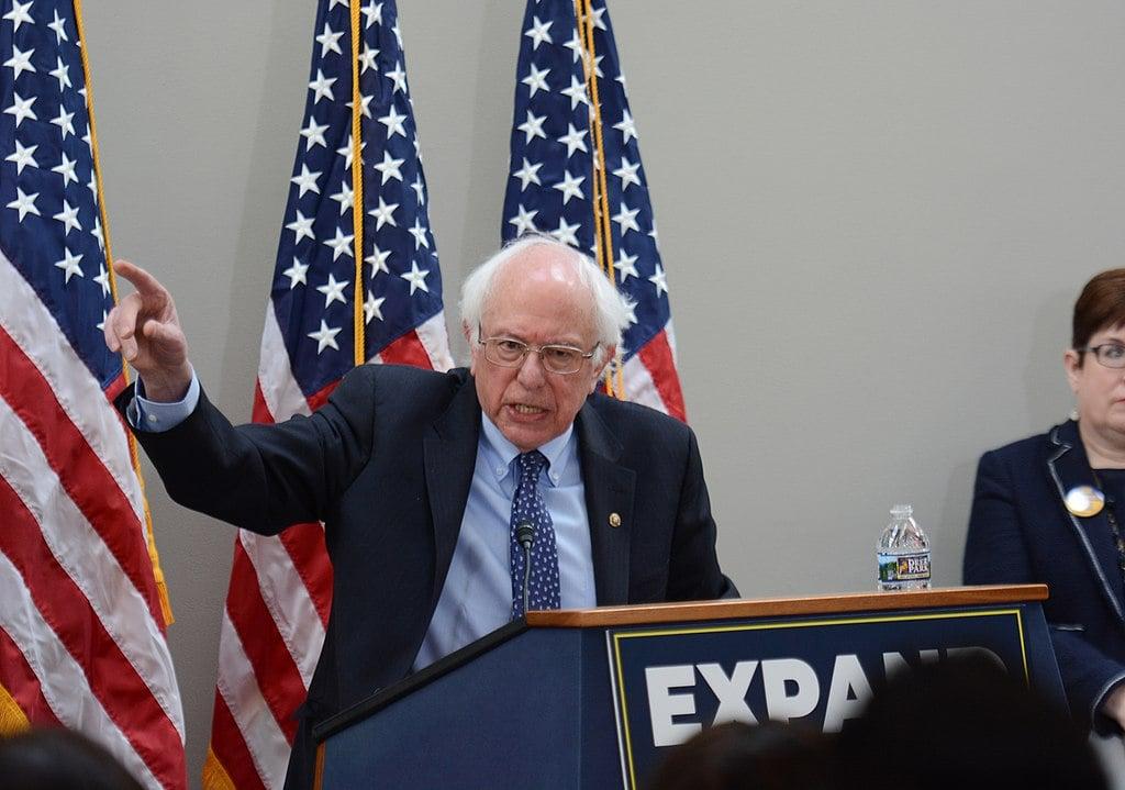 Bernie Sanders Says No To Open Borders