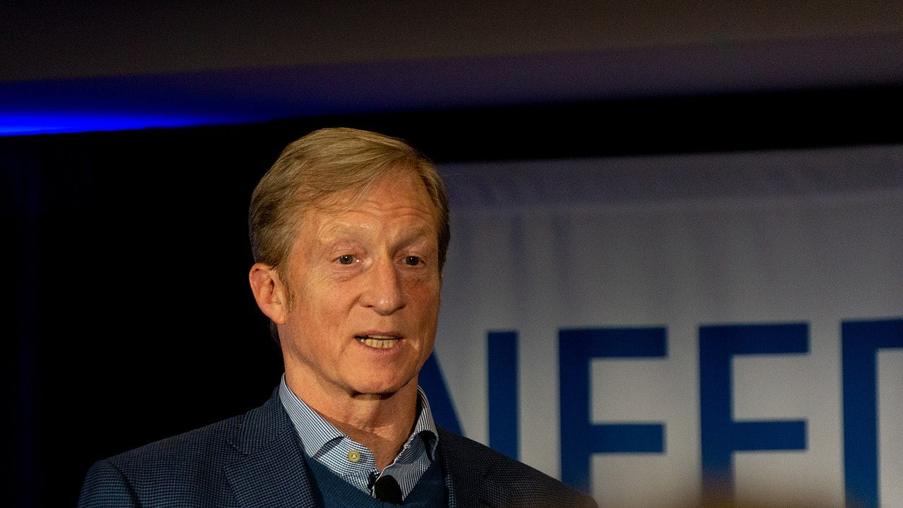 Impeachment Advocate Steyer: Republicans Are Going To Show up in 2020