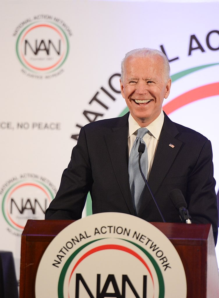 Biden: 'Trump Inherited Economy … Just Like He Inherited Everything Else in His Life'