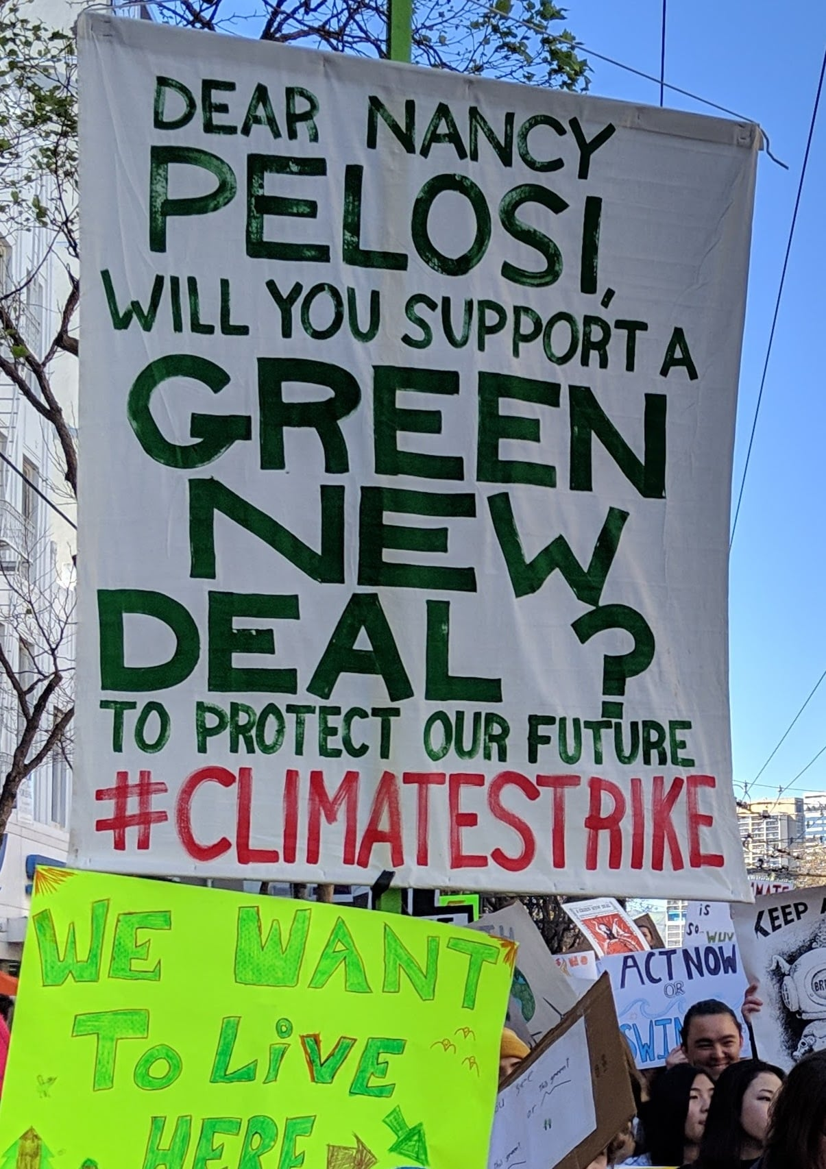 'The Green New Deal Is Not Just a Resolution,' It's 'a Revolution'