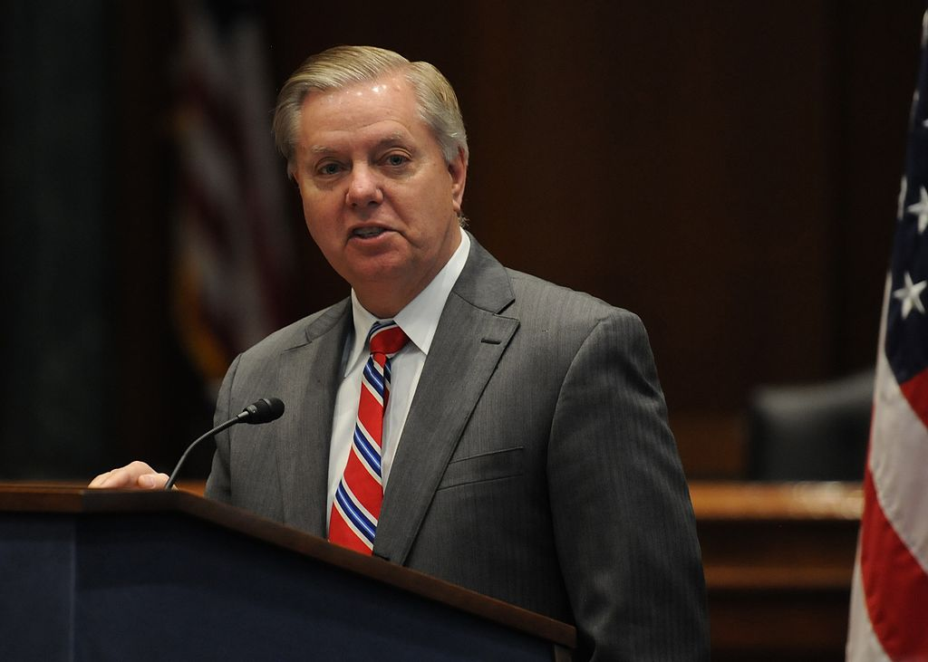 Sen. Lindsey Graham Panned for 'Situational Ethics' on Don Jr. Subpoena