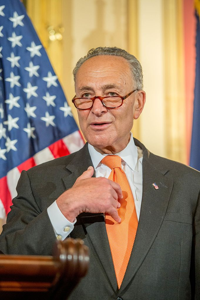 Schumer Calls For Iran Testimony: 'The American People Deserve To Know What's Going on Here'