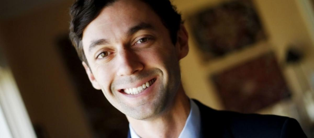Ossoff: 'I'll Take a Look' at Running for Senate in Georgia