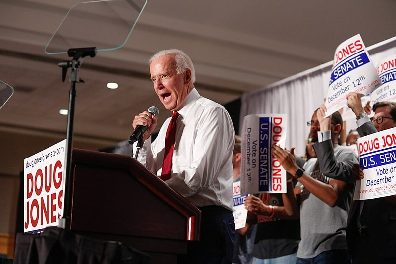 'The Strongest Candidate Right Now Is Joe Biden'