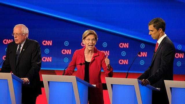 July CNN Democratic Debate Night 1