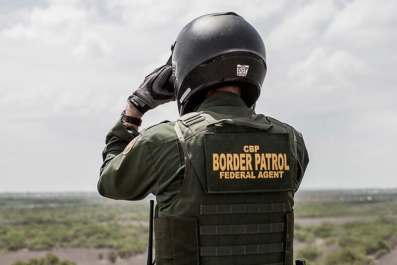 """Dirtbag,"" ""Savages,"" ""Subhuman"": A Border Agent's Hateful Career and the Crime That Finally Ended It"