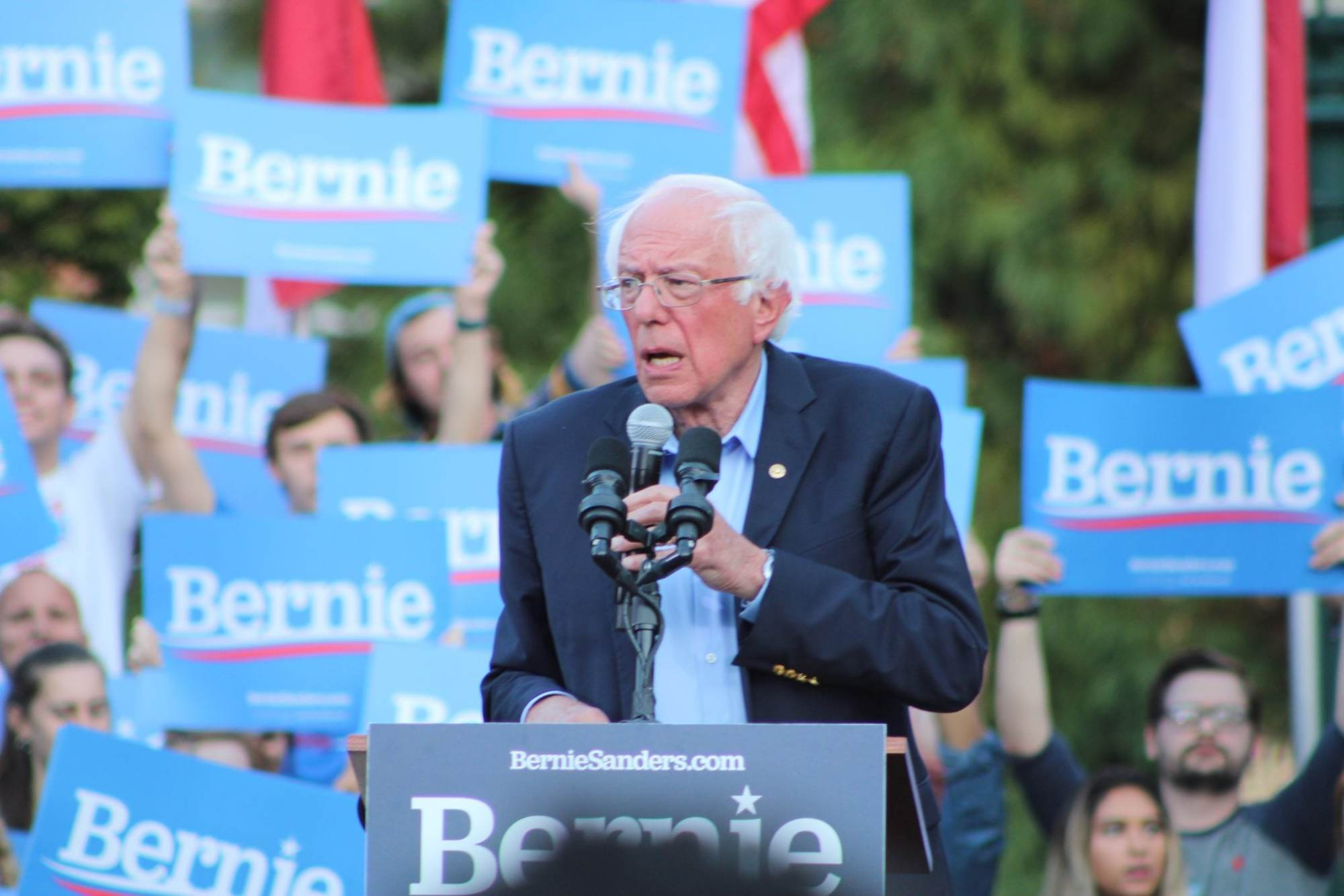 Sanders Recovering After Heart Surgery. Can The Same Be Said for His, Biden's Campaigns?