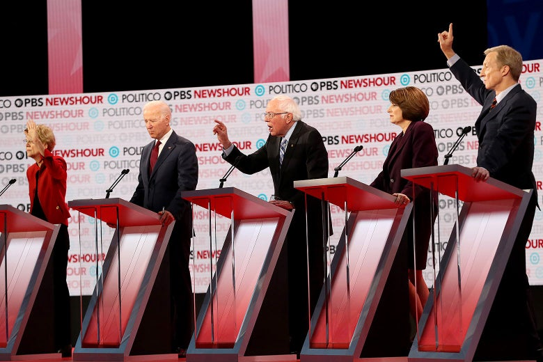 December Democratic Presidential Debate Review