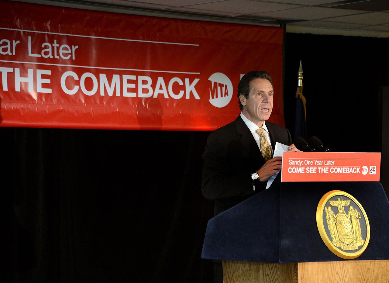 Gov. Cuomo: The Number of Coronavirus Deaths Is 'Already Staggering'