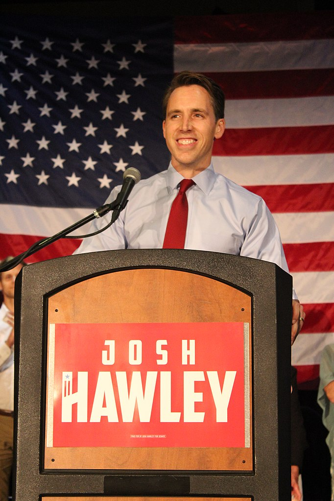 Fmr GOP Strategist: 'Outright Lie' that Obama Admin. Spied on the Trump Campaign, It Is 'Josh Hawley's Opening Gambit' for 2024