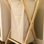 Diy Laundry Hamper For Every Bedroom The Birch Cottage