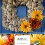 Give A Diy Er A Diy Gift With A Burlap Wreath Gift Kit The Birch Cottage