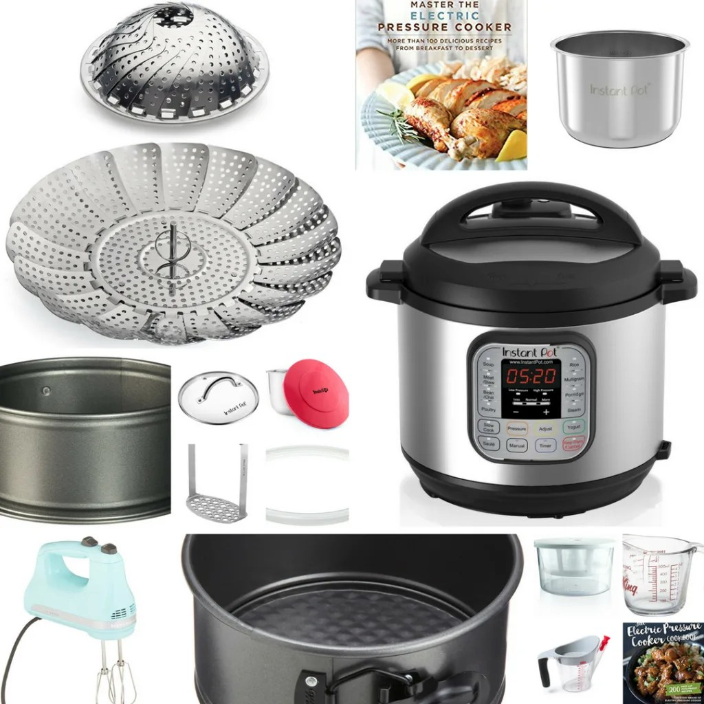 Instant Pot Accessories Cookbooks And Resources