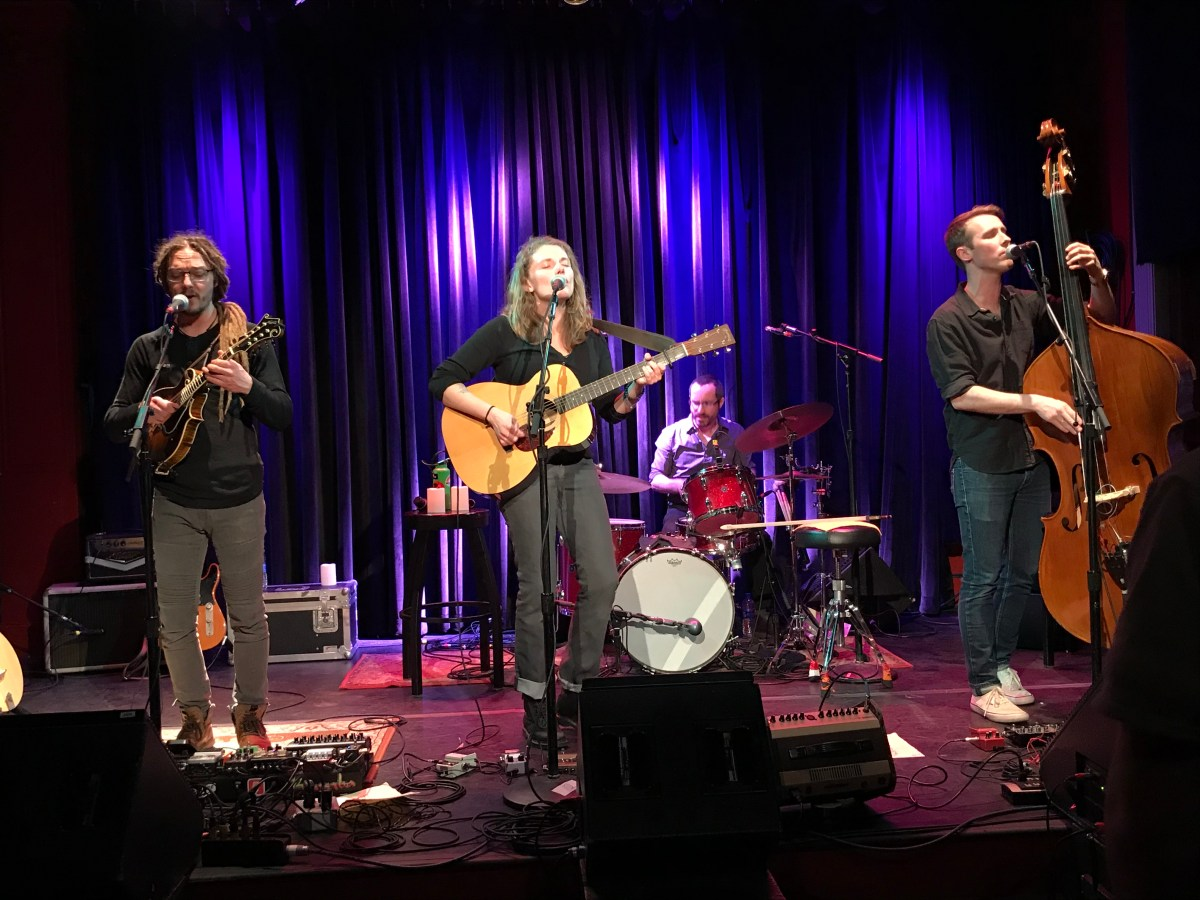 Show Review: Dead Horses and Kate Rhudy at the Red Room 4/11