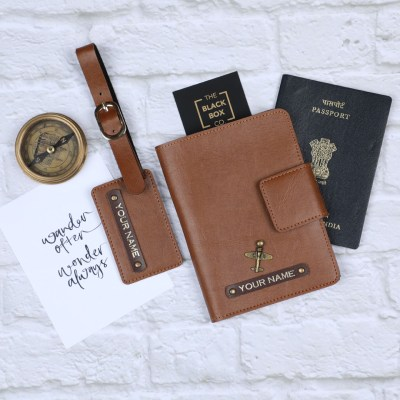 Personalised Mini Travel Wallet