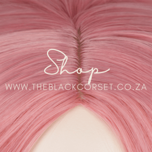 Center-Part Short Curly Wig - High Temperature Synthetic Wigs for Sale in South Africa