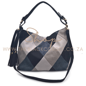 High Quality Bags, Sunglasses, and Other Accessories for Sales Online in South Africa Patchwork Large Shoulder Bag