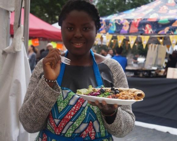 Vegan Nigerian Chef