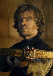 GoT-Tyrion-with-crossbow-350x500