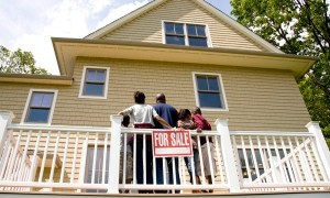 family-buying-home