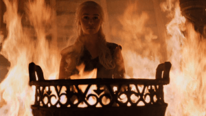 daenerys fire dosh khaleen dothraki game of thrones