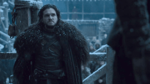 jon snow angry game of thrones
