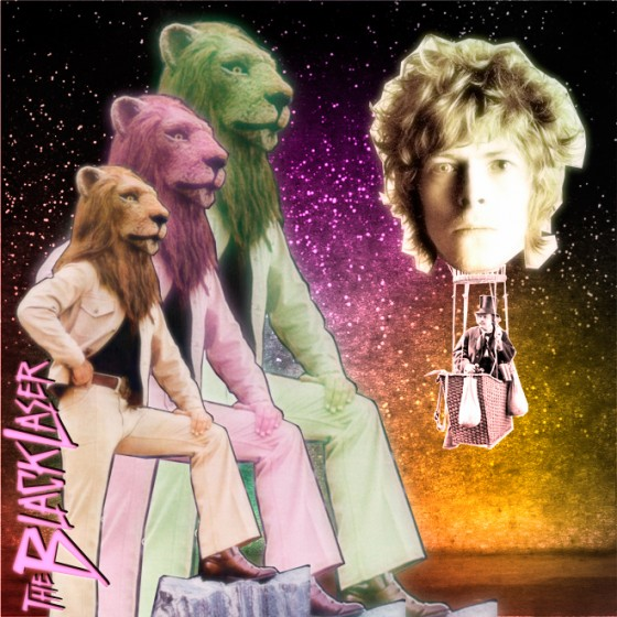 Bowie Balloon Starscape