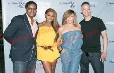 Christopher Martin, A.J Johnson, Tisha Campbell, Christopher Reid - Media Takeout - TVONE Event