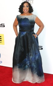 SHONDA RHIMES NAACP IMAGE AWARDS 2016 RED CARPET