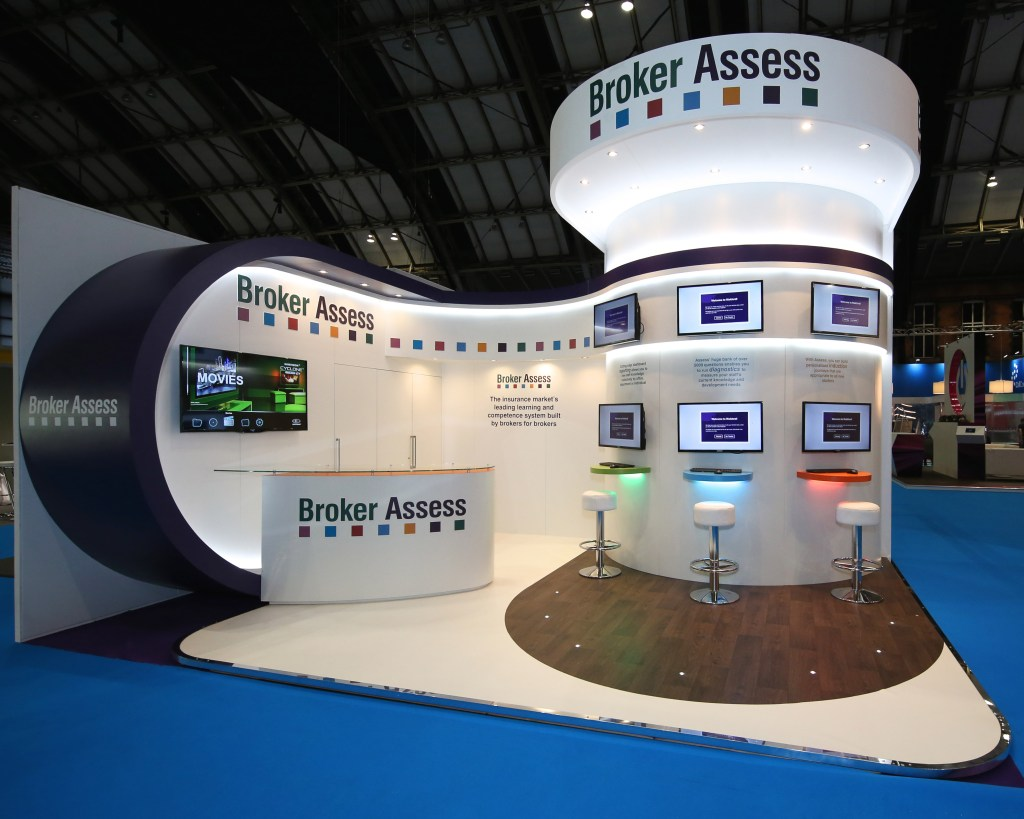 Exhibition Stands Broker Assess