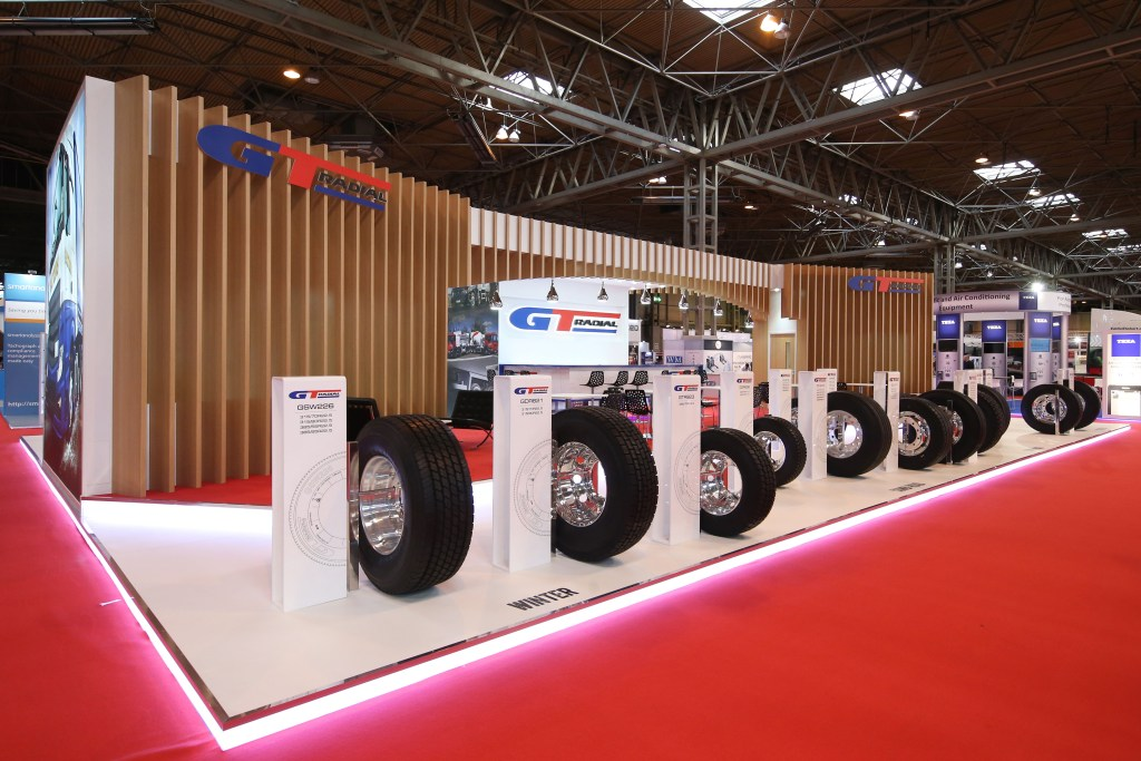 Exhibition Stands GT
